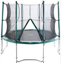 cama elástica con red de protección FUN