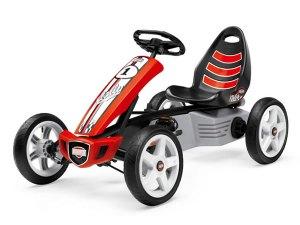 coche de pedales berg rally