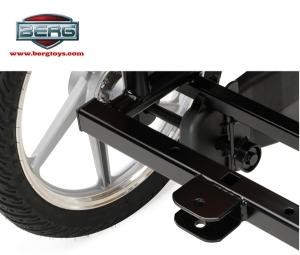 detalle ruedas del gran tour de berg toys family bike