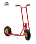 patinete steppy rojo de berg toys