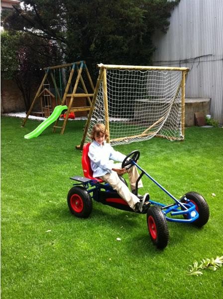 ganador coche de pedales Berg Toys