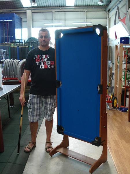 ganador sorteo billar clifton mayo 2011