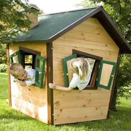 Topludi sortea una casita infantil de jard n juegos al for Casitas de jardin infantiles