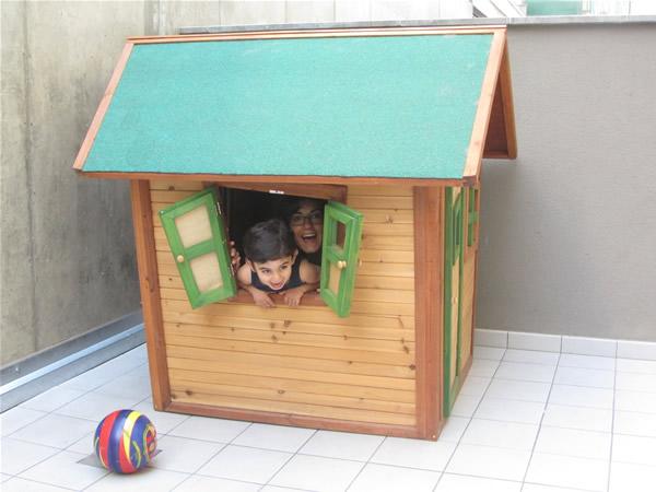 Casitas infantiles juegos al aire libre el blog de topludi - Casita infantil madera ...