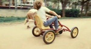 coche de pedales berg toys anuncio volkswagen golf cabrio