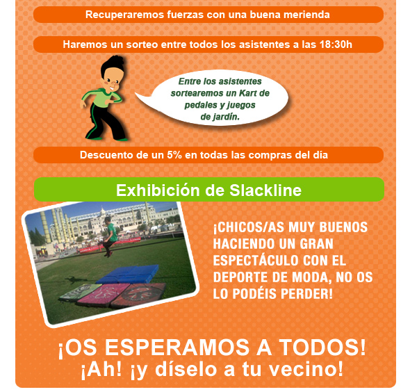 Fiesta de la primavera 2012