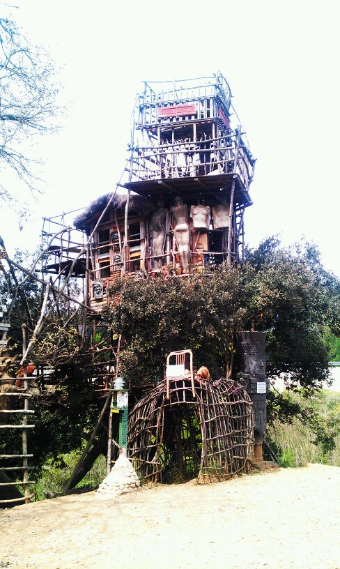 Cabanas d'en Garrell desconstruccion