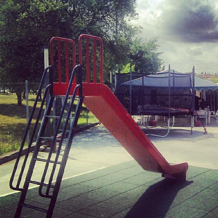 zona infantil en restaurante llevant parc