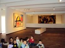 visita museo con niños