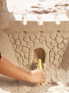 areneros para hacer castillos de arena