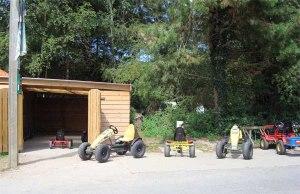coches de pedales berg toys de alquiler