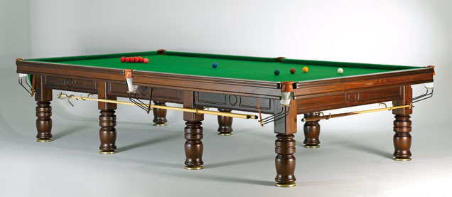 mesa de billar snooker