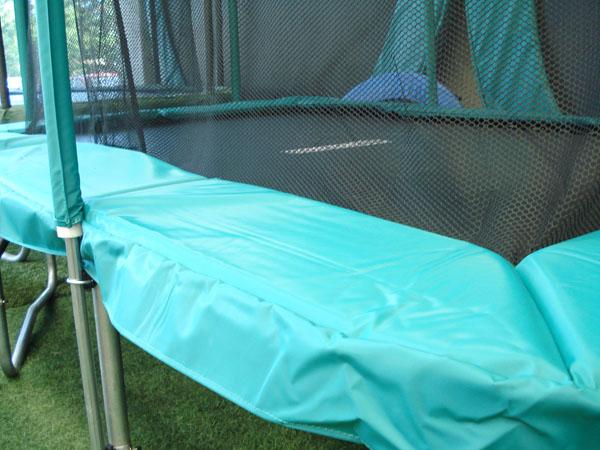 camas elásticas de calidad Masgames